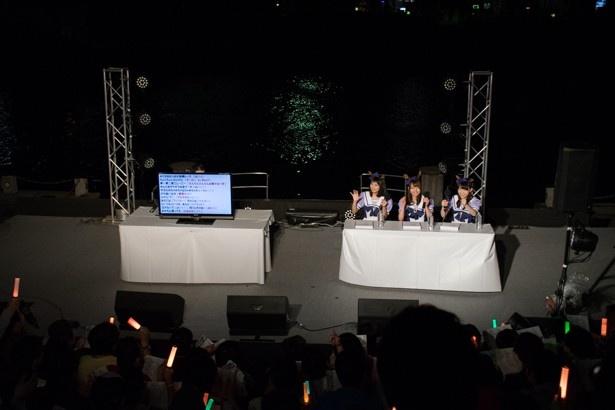 Cygamesの新プロジェクト「ウマ娘」が合いの手満載の徳島第1Rデビュー戦に出走!【マチ★アソビ Vol.16】