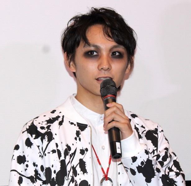 アカ役の須賀健太