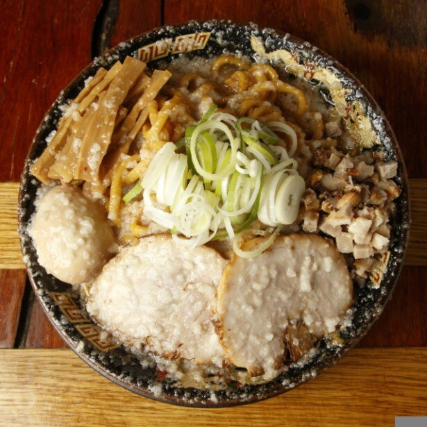 爆盛油脂麺(※15時~限定)