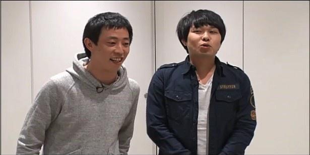 【写真を見る】東口宜隆(右)は鬼ヶ島・和田貴志からアドバイスをもらえるのか、それとも修羅場に発展か!?