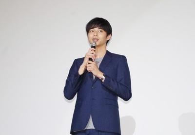 映画「ヒーローマニア-生活-」主演の東出昌大