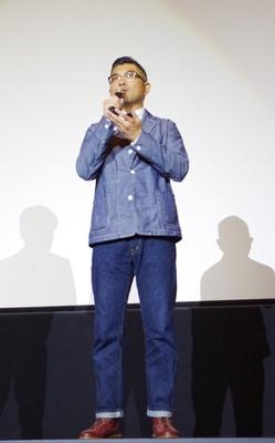 映画「ヒーローマニア-生活-」でメガホンをとった豊島圭介監督