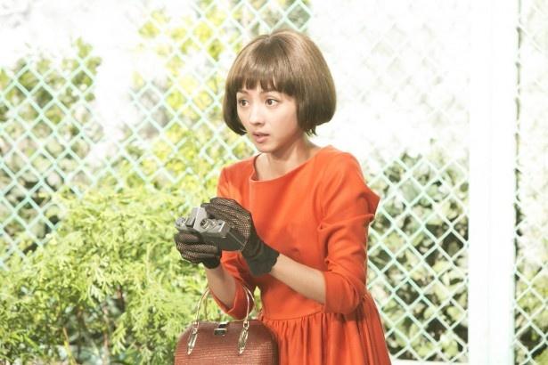 【写真を見る】満島は、演じる黒柳徹子の魅力を「自分が本来持っているかわいさを、思いっきり表現できること」と語る