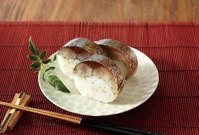 鯖棒寿司など、多彩なジャンルがそろう