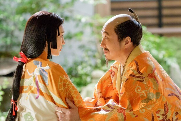 5月15日(日)放送では秀吉と茶々の関係が急展開!