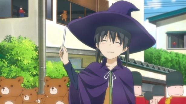 「ふらいんぐうぃっち」第6話先行カットが到着。千夏が見習い魔女に?