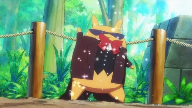 「あんハピ♪」第6話先行カットが到着。開運目指してピクニックへ!