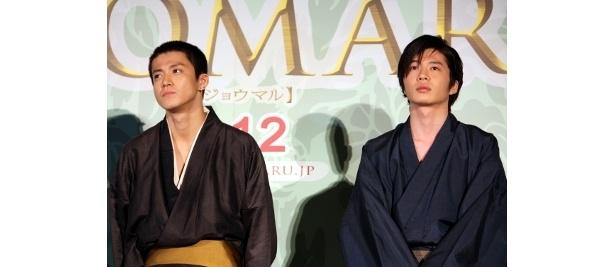 小栗旬と田中圭は、同じ事務所の先輩・後輩の仲だ