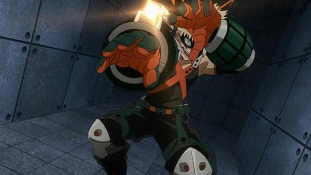 「僕のヒーローアカデミア」第7話先行カット到着。「屋内対人戦闘訓練」の行方は…!?