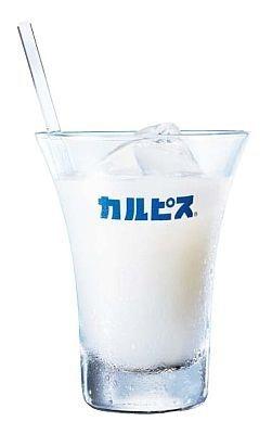カルピスファンに大人気の朝顔グラス。非売品で、手に入るのはプレゼントキャンペーンのみ!