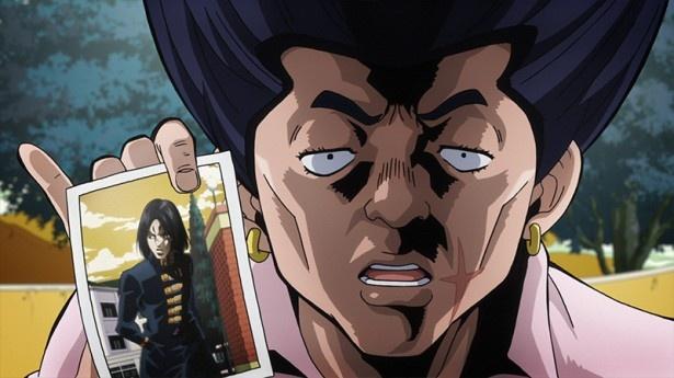 「ジョジョの奇妙な冒険 ダイヤモンドは砕けない」第7話先行カットが解禁!