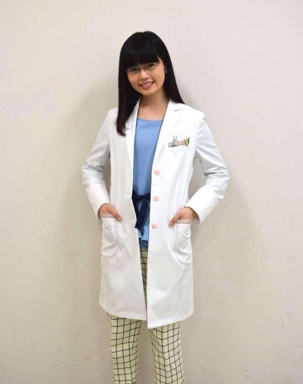 「早子先生、結婚するって本当ですか?」で保健教師・莉々を演じる小芝風花