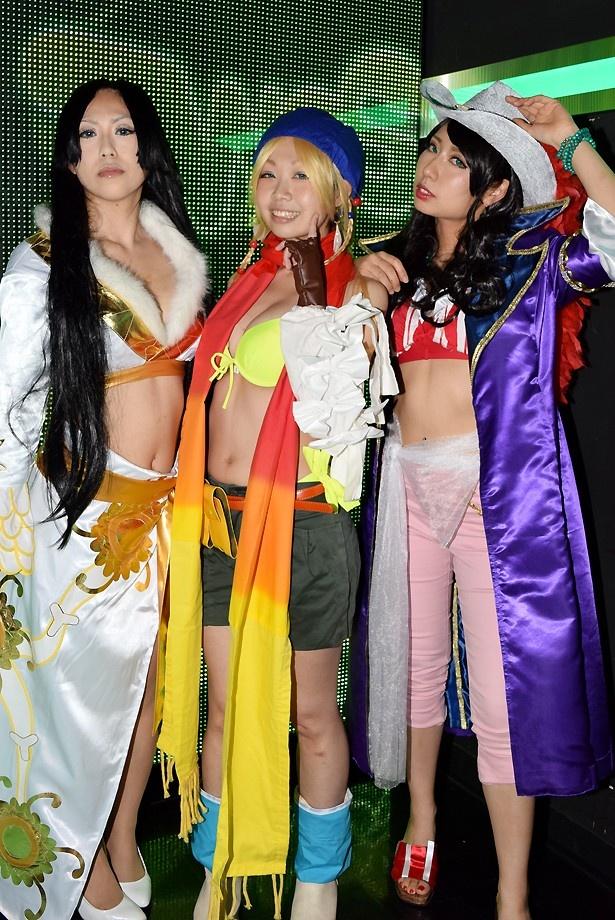 【写真20点】「ラブライブ!」「ONE PIECE」「カバネリ」ヒロインが集結!世界コスプレサミットが今年も開催