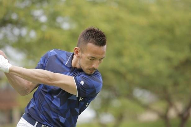 プロコーチの谷将貴氏とハワイでの集中合宿も行なわれた