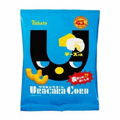 6月13日(月)に発売される「ウラキャラコーン・チーズ味」(想定小売価格・税抜122円)