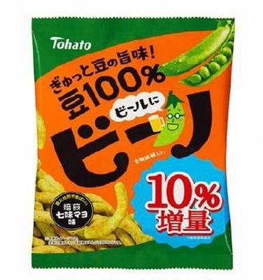 「ビールにビーノ・焙煎七味マヨ味」(想定小売価格122円)