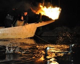 国の重要無形民俗文化財に指定される長良川の鵜飼い