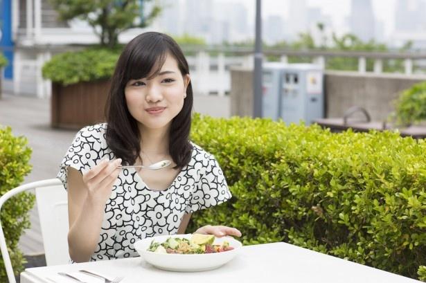 「ボリューミーだけど食べ応えは軽い。前日に食べ過ぎた日や、体が疲れた時のチャージにもおすすめ」(水谷さん)