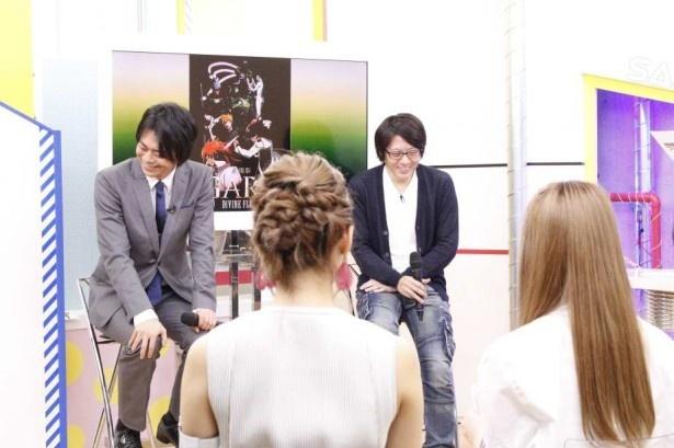 「アニサポ」第14回は「牙狼」特集。浪川さんのタレコミ情報が続出!