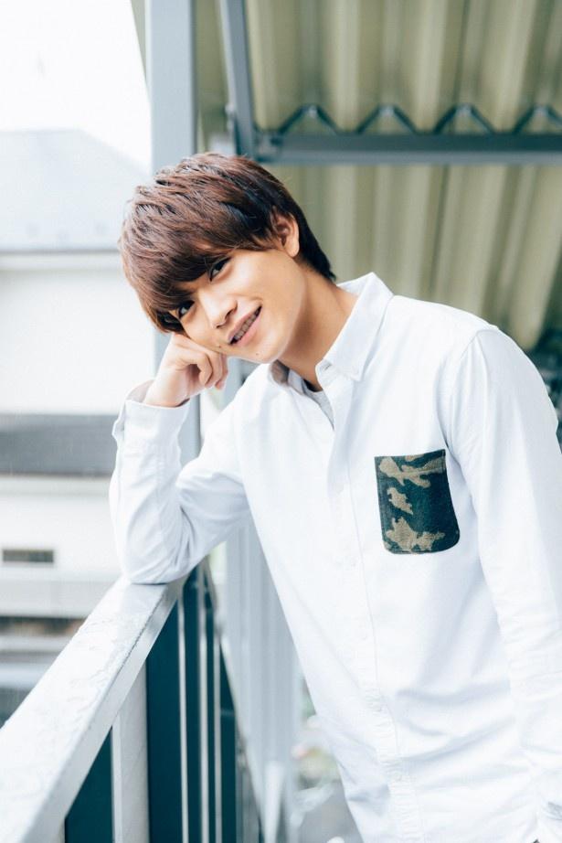 「仮面ライダーアマゾンズ」で話題の藤田富の素顔をクローズアップ!
