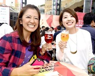 札幌初開催となる「ベルギービールウィ―クエンド」。会場の札幌大通公園8丁目には、個性豊かな85種類のベルギービールが登場!
