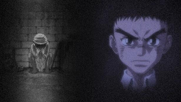 TVアニメ「うしおととら」の第34話先行カットが到着。白面出生の謎がとうとう明らかに……