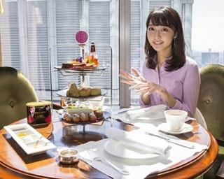 6月1日(水)からのシャングリ・ラ ホテル 東京とパリ発・美食のトップブランド、FAUCHONによる「Shangri-La meets FAUCHON」をC CHANNELクリッパーの石津春花さんがレポート!