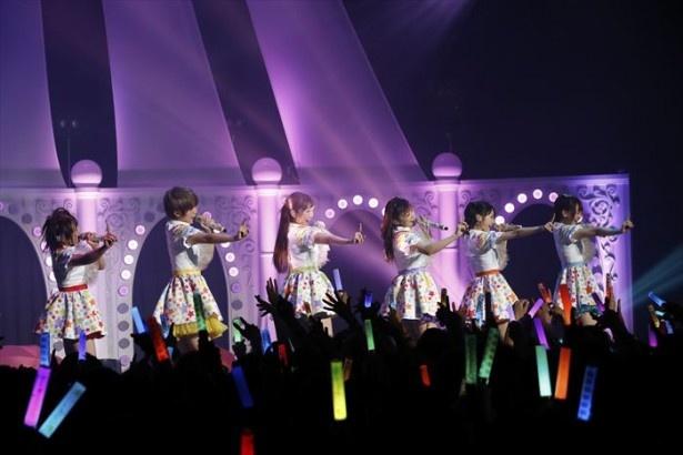 自他ともに「優勝」認定! i☆Ris 2ndツアーファイナルで完全燃焼