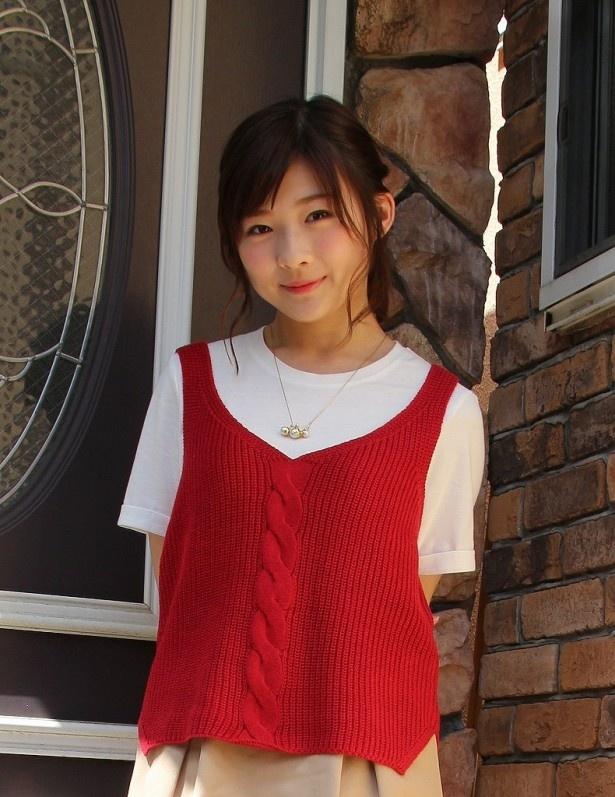 洋服が素敵な伊藤沙莉さん