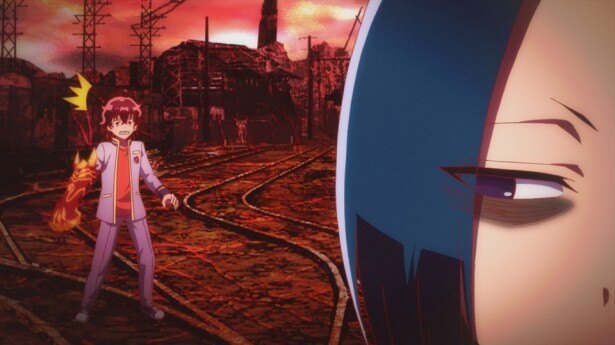 「双星の陰陽師」第8話先行カット到着。連れ去られた繭良をろくろは救えるのか?