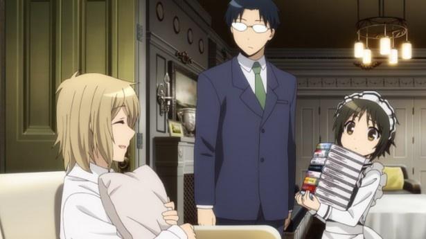 「少年メイド」第7話先行カット到着。千尋の授業参観に円は!?