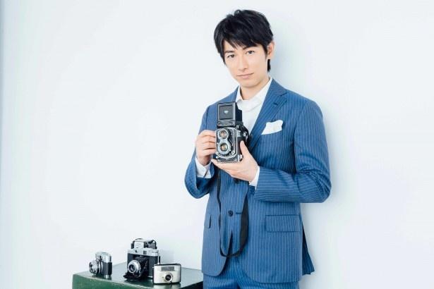 NHK SPドラマで写真家役に挑戦したディーン・フジオカ