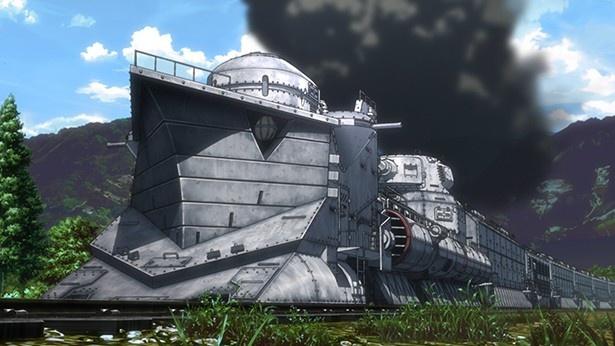 「甲鉄城のカバネリ」第7話先行カット解禁。久しぶりの平安を味わう生駒たち……