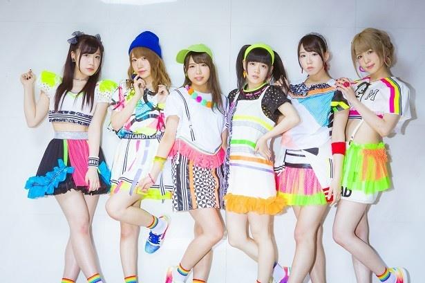 オタクな6人組アイドルグループ・妄想キャリブレーションが6/1(水)リリースのシングル「ちちんぷいぷい♪」でメジャーデビュー!