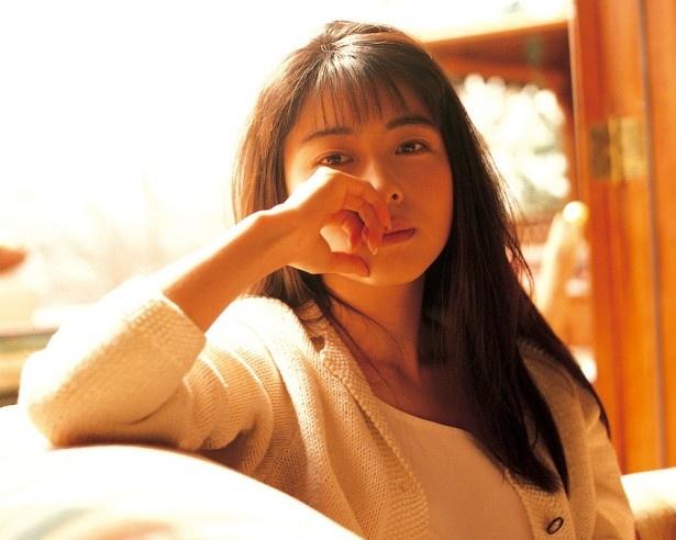 ヘアスタイルがかわいい坂井泉水さん
