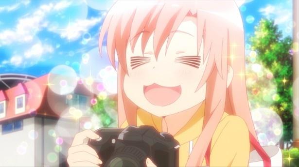 TVアニメ「三者三葉」第8話先行カット&あらすじが到着。照と西山が一緒にお出かけ!?