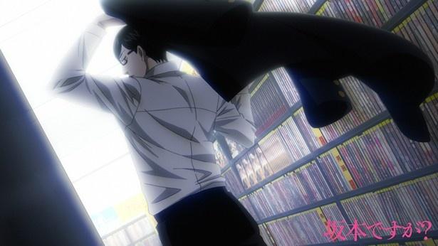 「坂本ですが?」第7話場面カット到着。スタイリッシュにエロの正門を突破!