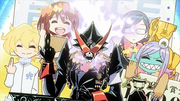 放送直後の「宇宙パトロールルル子」第9話ネタバレカット解禁!