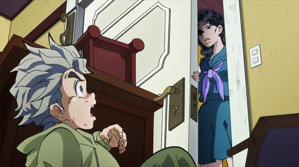 「ジョジョの奇妙な冒険 ダイヤモンドは砕けない」第9話先行カットが解禁!