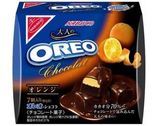 6月6日(月)発売の「オレオショコラ オレンジ」(税抜200円)