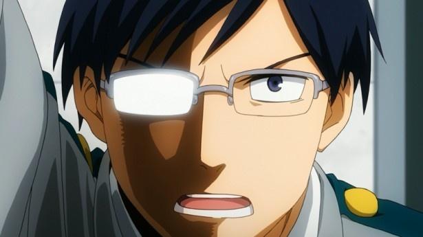 「僕のヒーローアカデミア」第9話先行カット到着。飯田の目指すヒーローとは!?