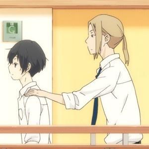 「田中くんはいつもけだるげ」第8話場面カットを公開。まさかの太田のケガに田中は!?