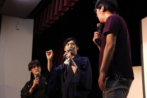 【インタビュー&レポ】古川慎が落語初挑戦!「声優落語天狗連 第四回」開催
