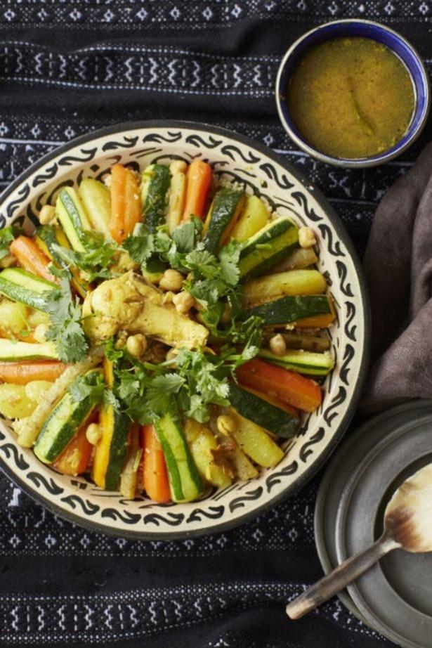 中東料理は家庭でも作れる!