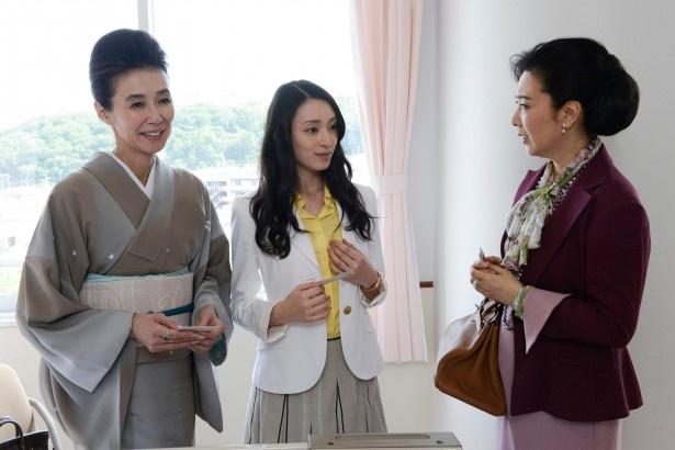 """「不機嫌な果実」で""""最大の難敵""""を演じるのは大女優・名取裕子だ"""