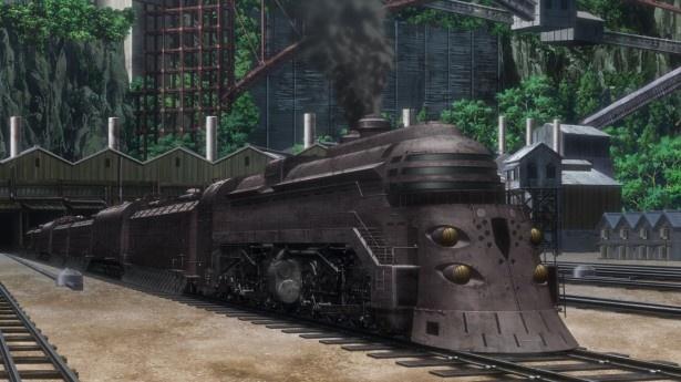 「甲鉄城のカバネリ」第8話先行カット解禁。美馬のことを信じられない生駒は…