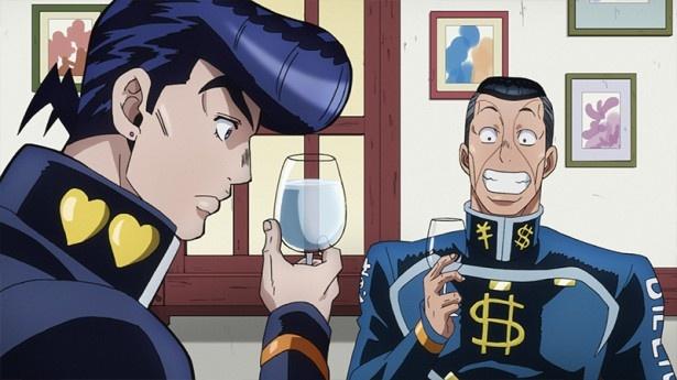 「ジョジョの奇妙な冒険 ダイヤモンドは砕けない」第10話先行カットが解禁!