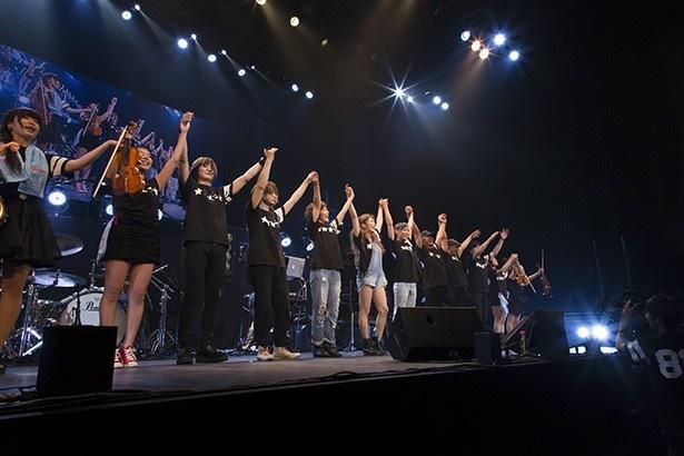 初の生バンドにPileも思わず「超楽しー!」Pile SPECIAL LIVEレポート