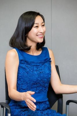 妹・真央を「ほんとに幅広く、いろんなものを表現できるスケーターの1人だなと見ています」と述べた姉の浅田舞