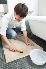洗濯王子がプロ技伝授!ラグもバスルームなら「自宅洗い」できる